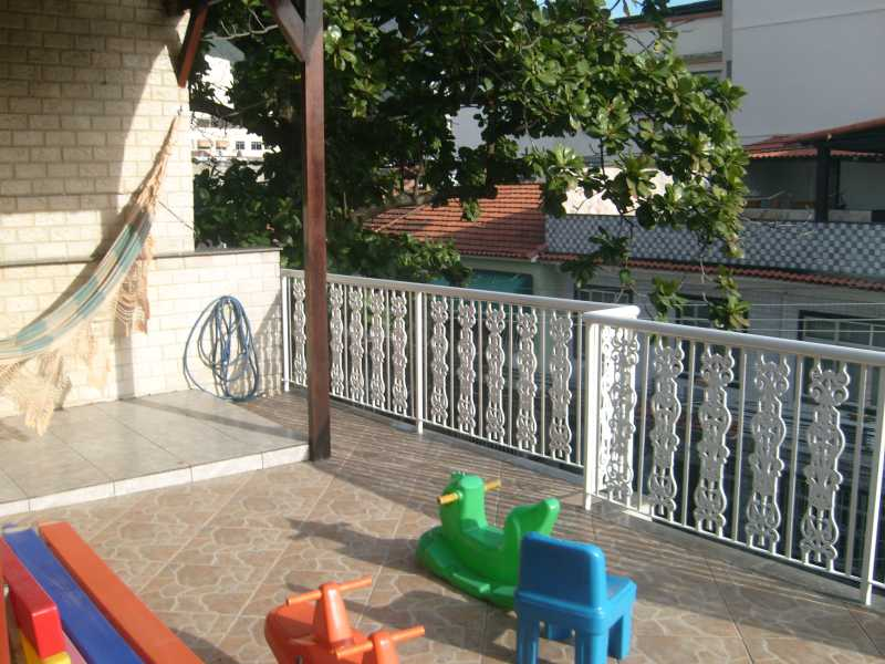 ramalho 008 - Vendo casa na Tijuca - WCCA50002 - 5