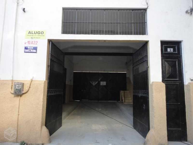0007 - Galpão 2100m² para venda e aluguel Cidade Nova, Rio de Janeiro - R$ 20.000.000 - WCGA00002 - 8