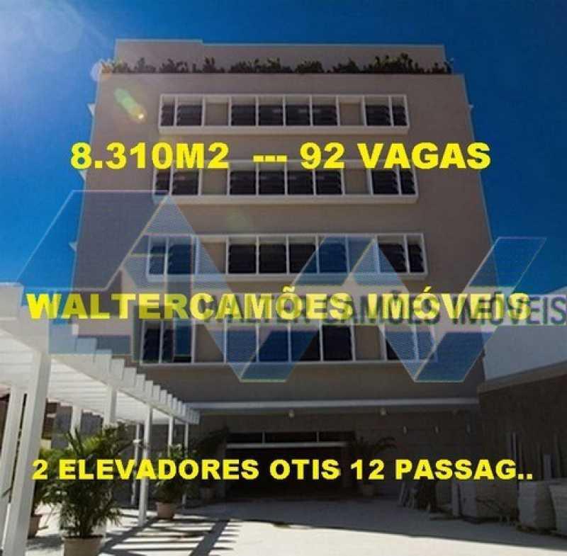 CCC - PRÉDIO COMERCIAL PARA VENDA E LOCAÇÃO EM SÃO CRISTÓVÃO - WCPR00008 - 5