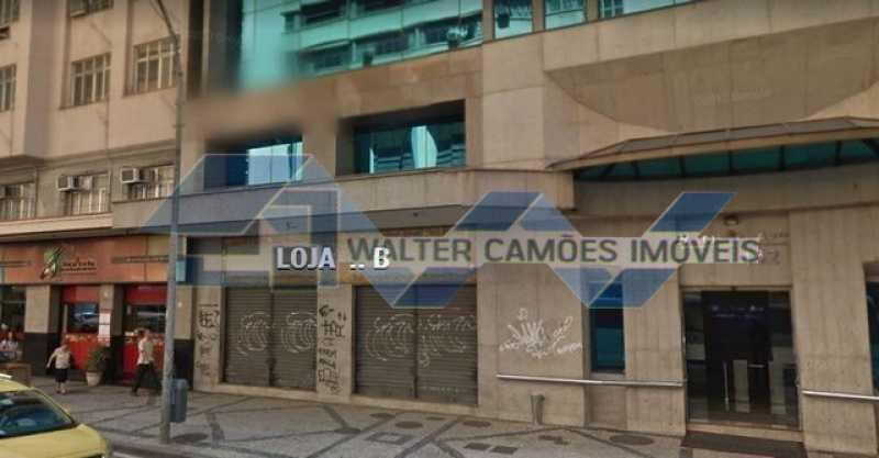 LOJA .. B - LOJA NO CENTRO DA CIDADE PRA VENDA E LOCAÇÃO - WCLJ00008 - 1