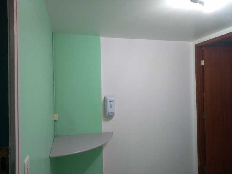 IMG_20180308_131212320 - Sala Comercial 29m² para venda e aluguel Rua Mariz e Barros,Maracanã, Rio de Janeiro - R$ 280.000 - WCSL00008 - 3