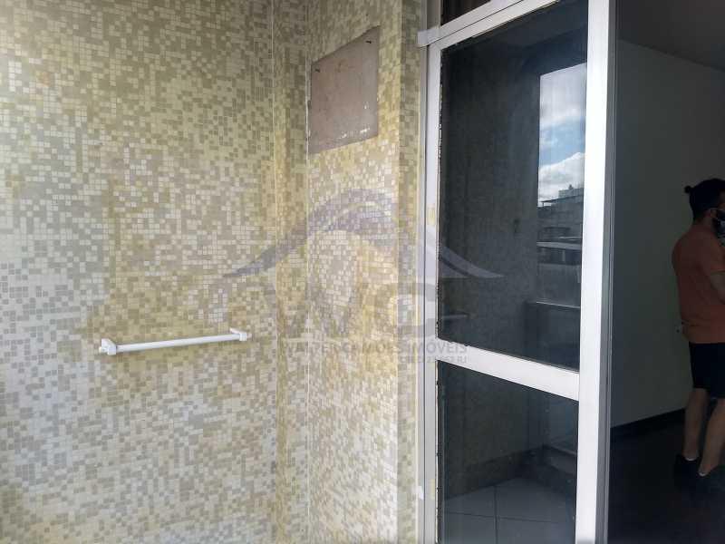IMG_20210901_101336168_HDR - Apartamento 2 quartos à venda Méier, Rio de Janeiro - R$ 189.000 - WCAP20246 - 3