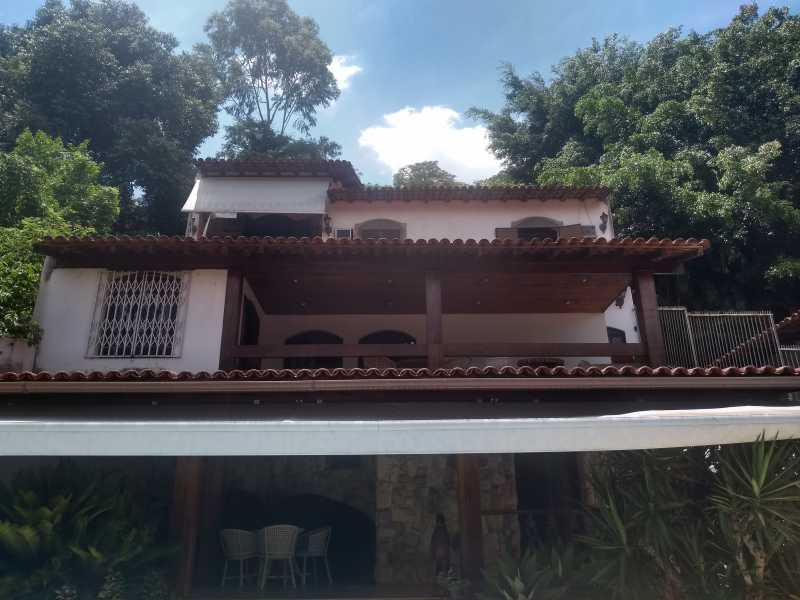 IMG_20190126_120614876_HDR - Casa À Venda - Tijuca - Rio de Janeiro - RJ - WCCA40006 - 1