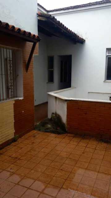 Área Externa Cima 1 - VENDO CASA TIJUCA, METRÔ SAENS PENA, 2 QUARTOS - WCCA20003 - 23