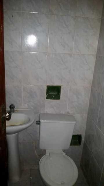 Banheiro 1 Baixo - VENDO CASA TIJUCA, METRÔ SAENS PENA, 2 QUARTOS - WCCA20003 - 26