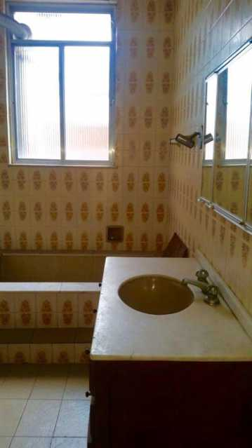 Banheiro suíte 2 - VENDO CASA TIJUCA, METRÔ SAENS PENA, 2 QUARTOS - WCCA20003 - 19