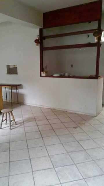 Sala 2 - VENDO CASA TIJUCA, METRÔ SAENS PENA, 2 QUARTOS - WCCA20003 - 5