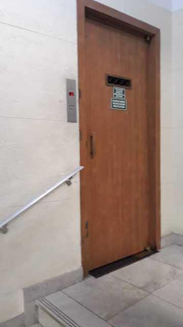 Elevador - Apartamento À Venda - Tijuca - Rio de Janeiro - RJ - WCAP10049 - 16
