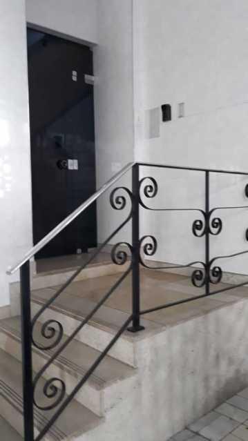 Escada Portaria - Apartamento À Venda - Tijuca - Rio de Janeiro - RJ - WCAP10049 - 18