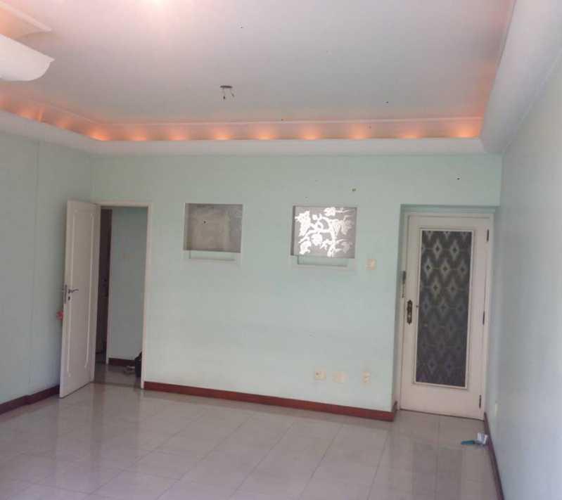 Sala V - Apartamento À Venda - Tijuca - Rio de Janeiro - RJ - WCAP30156 - 1