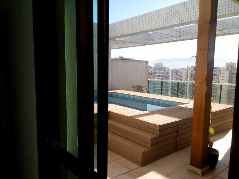IMG_20170526_143210 - Cobertura 4 quartos à venda Barra da Tijuca, Rio de Janeiro - R$ 2.350.000 - WCCO40003 - 6