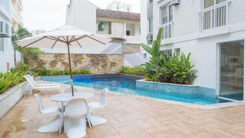 Piscina 1 - Apartamento à venda Rua Torres Homem,Vila Isabel, Rio de Janeiro - R$ 348.000 - WCAP20306 - 3