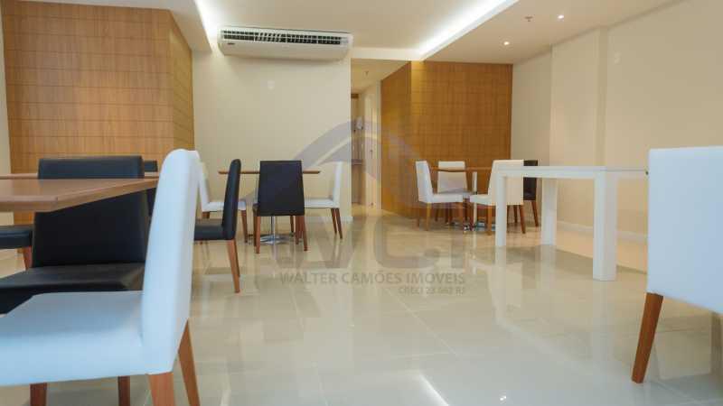 Salão de festas 1 - Apartamento à venda Rua Torres Homem,Vila Isabel, Rio de Janeiro - R$ 348.000 - WCAP20306 - 20
