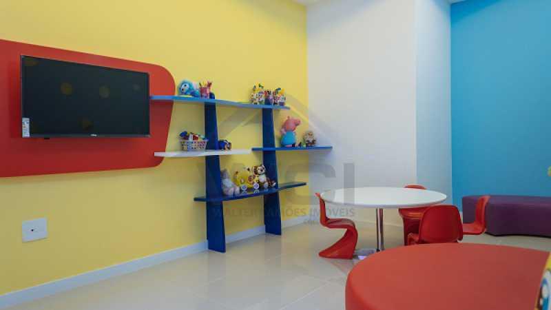 Brinquedoteca 2 - Apartamento à venda Rua Torres Homem,Vila Isabel, Rio de Janeiro - R$ 504.049 - WCAP30211 - 4