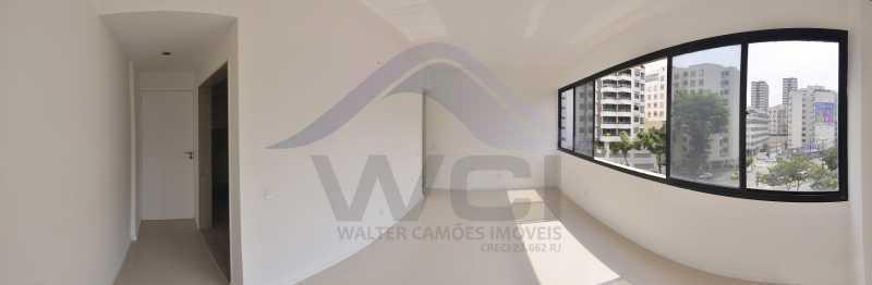 1 - Apartamento 3 quartos à venda Tijuca, Rio de Janeiro - R$ 628.300 - WCAP30228 - 1
