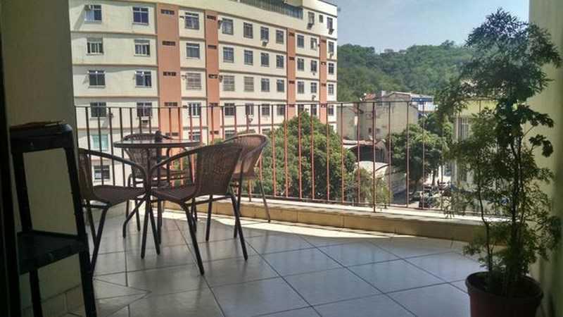 0001 - APARTAMENTO A VENDA NO MARACANÃ - WCAP20057 - 8