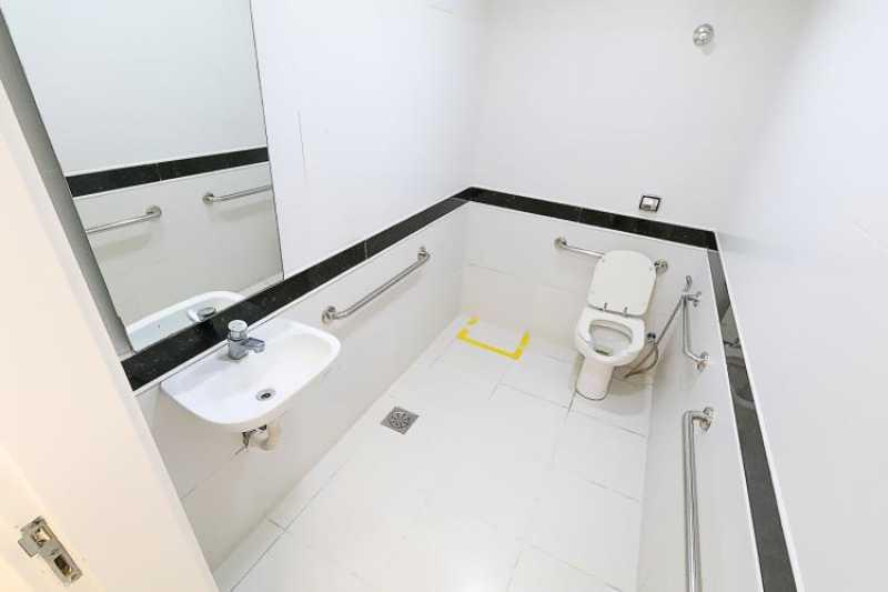 Banheiro III - Sala Comercial 675m² à venda Rua São Bento,Centro, Rio de Janeiro - R$ 5.500.000 - WCSL00021 - 19