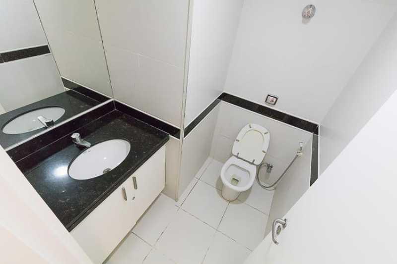 Banheiro - Sala Comercial 675m² à venda Rua São Bento,Centro, Rio de Janeiro - R$ 5.500.000 - WCSL00021 - 18