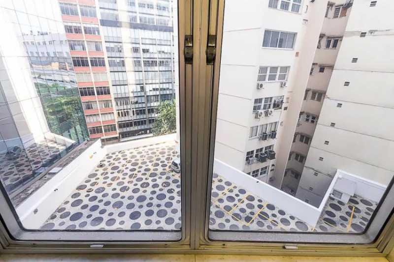 Vista Área Externa - Sala Comercial 675m² à venda Rua São Bento,Centro, Rio de Janeiro - R$ 5.500.000 - WCSL00021 - 26