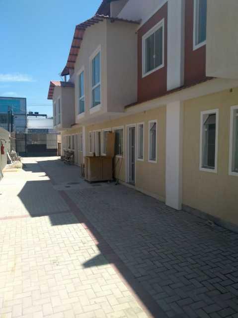 IMG-20191007-WA0007 - Casa de Vila à venda Rua Magalhães Castro,Riachuelo, Rio de Janeiro - R$ 285.000 - WCCV20013 - 3