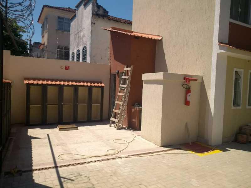 IMG-20191007-WA0016 - Casa de Vila à venda Rua Magalhães Castro,Riachuelo, Rio de Janeiro - R$ 285.000 - WCCV20013 - 17
