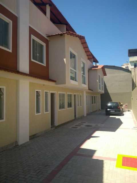 IMG-20191007-WA0019 - Casa de Vila à venda Rua Magalhães Castro,Riachuelo, Rio de Janeiro - R$ 285.000 - WCCV20013 - 1