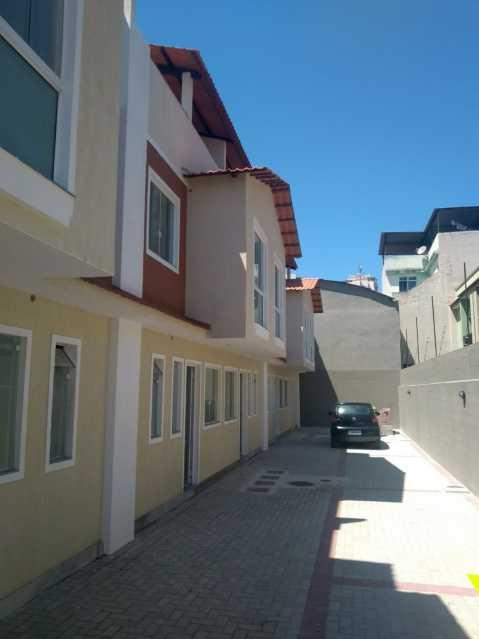 IMG-20191007-WA0025 - Casa de Vila à venda Rua Magalhães Castro,Riachuelo, Rio de Janeiro - R$ 285.000 - WCCV20013 - 6