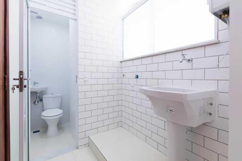 Área - Apartamento à venda Rua Real Grandeza,Botafogo, Rio de Janeiro - R$ 599.000 - WCAP20349 - 9