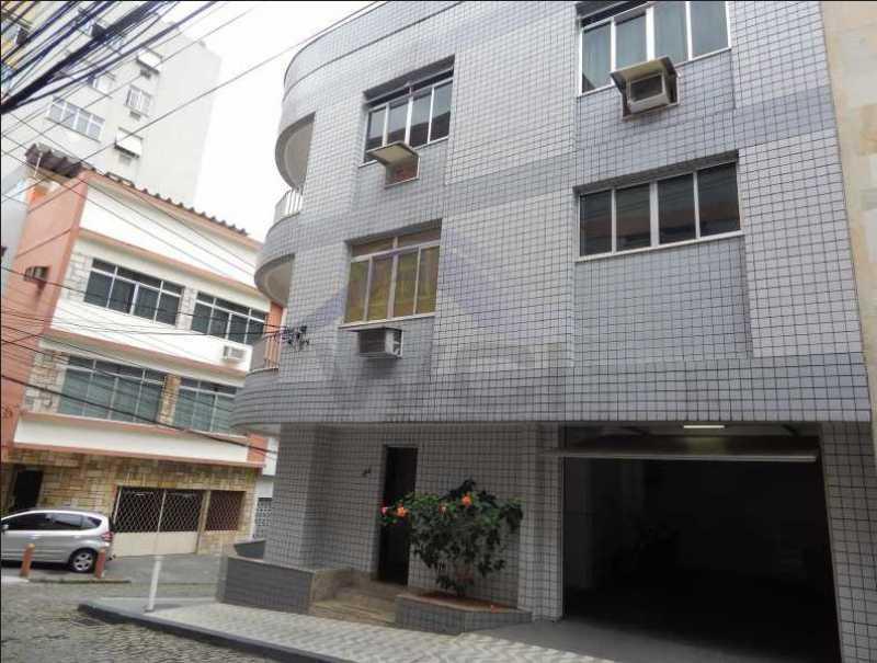 fachada 2 - Vendo casa na Tijuca - WCCN30006 - 3