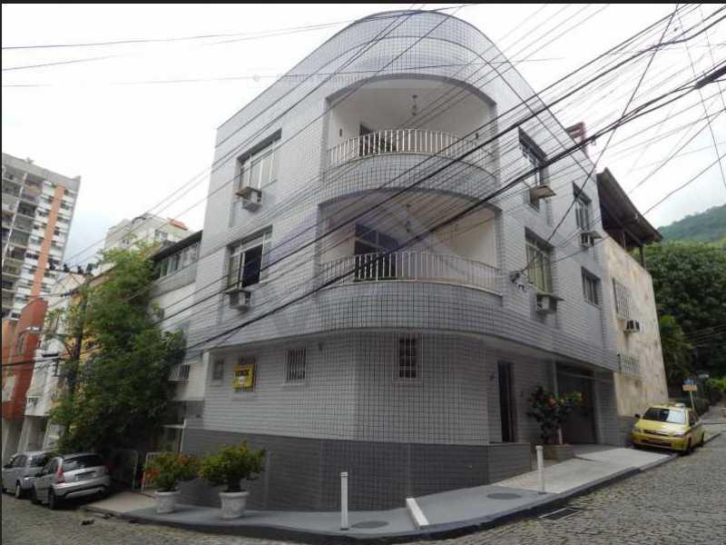fachada - Vendo casa na Tijuca - WCCN30006 - 1