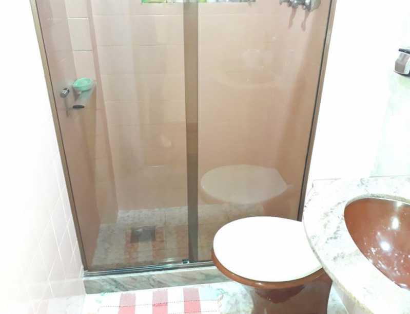 Banheiro II - Apartamento à venda Rua Visconde de Santa Isabel,Vila Isabel, Rio de Janeiro - R$ 415.000 - WCAP30252 - 14