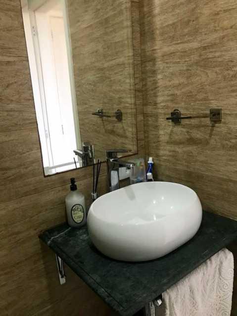 Banheiro - Apartamento à venda Rua Barão de Mesquita,Andaraí, Rio de Janeiro - R$ 780.000 - WCAP30257 - 14