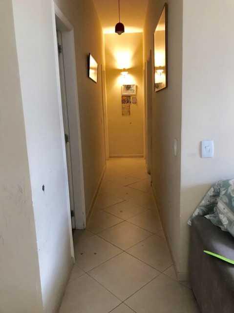 Circulação - Apartamento à venda Rua Barão de Mesquita,Andaraí, Rio de Janeiro - R$ 780.000 - WCAP30257 - 9