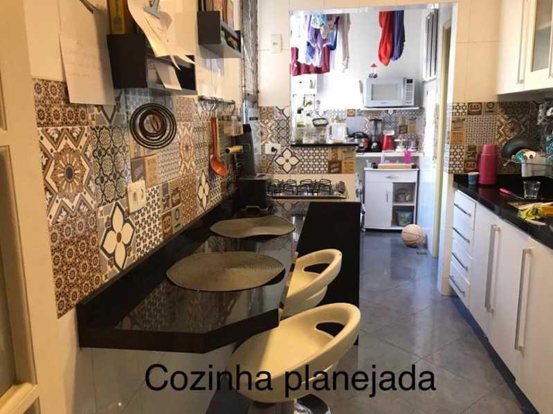 Cozinha - Apartamento à venda Rua Barão de Mesquita,Andaraí, Rio de Janeiro - R$ 780.000 - WCAP30257 - 15