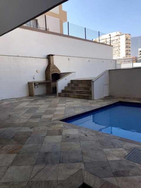 Piscina II - Apartamento à venda Rua Barão de Mesquita,Andaraí, Rio de Janeiro - R$ 780.000 - WCAP30257 - 17