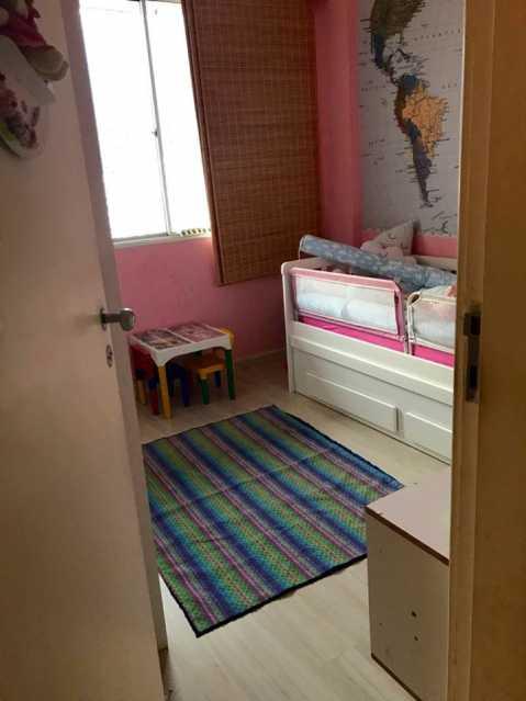 Qto IIa - Apartamento à venda Rua Barão de Mesquita,Andaraí, Rio de Janeiro - R$ 780.000 - WCAP30257 - 11