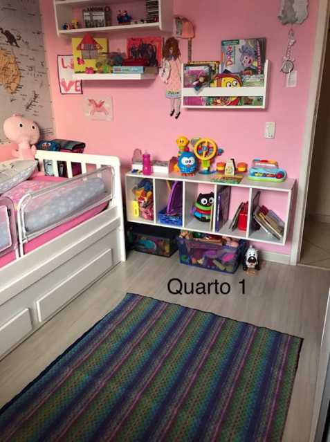 Qto IIb - Apartamento à venda Rua Barão de Mesquita,Andaraí, Rio de Janeiro - R$ 780.000 - WCAP30257 - 10
