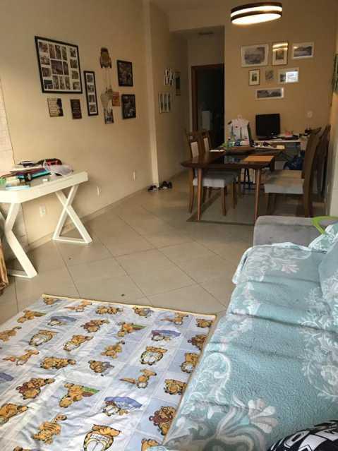 Sala I - Apartamento à venda Rua Barão de Mesquita,Andaraí, Rio de Janeiro - R$ 780.000 - WCAP30257 - 6