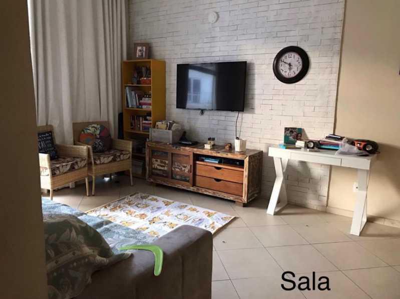 Sala III - Apartamento à venda Rua Barão de Mesquita,Andaraí, Rio de Janeiro - R$ 780.000 - WCAP30257 - 7