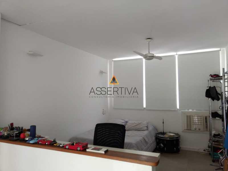 Laranjeiras - 4 quartos 1 vaga - Apartamento À Venda - Laranjeiras - Rio de Janeiro - RJ - FLAP40024 - 4