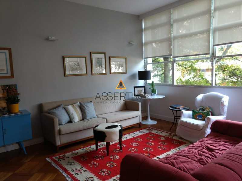 Laranjeiras - 4 quartos 1 vaga - Apartamento À Venda - Laranjeiras - Rio de Janeiro - RJ - FLAP40024 - 9