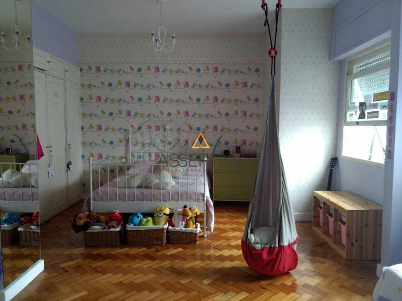 Laranjeiras - 4 quartos 1 vaga - Apartamento À Venda - Laranjeiras - Rio de Janeiro - RJ - FLAP40024 - 11