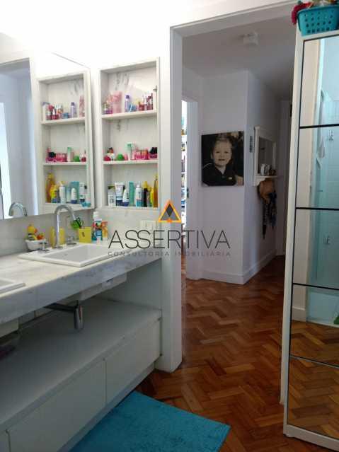 Laranjeiras - 4 quartos 1 vaga - Apartamento À Venda - Laranjeiras - Rio de Janeiro - RJ - FLAP40024 - 12