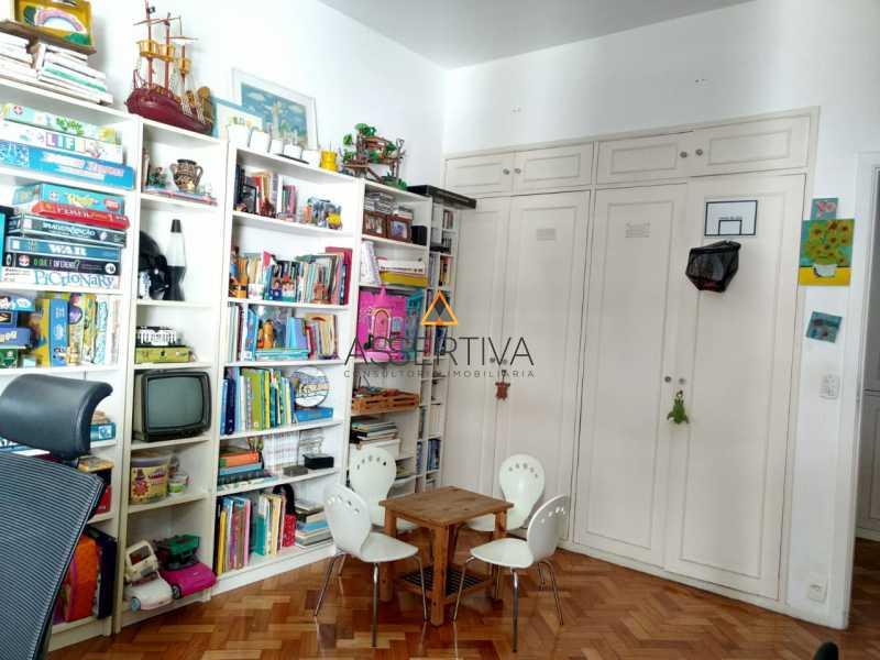 Laranjeiras - 4 quartos 1 vaga - Apartamento À Venda - Laranjeiras - Rio de Janeiro - RJ - FLAP40024 - 13