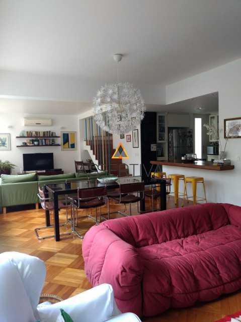 Laranjeiras - 4 quartos 1 vaga - Apartamento À Venda - Laranjeiras - Rio de Janeiro - RJ - FLAP40024 - 15