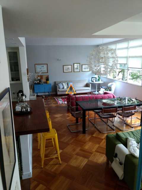 Laranjeiras - 4 quartos 1 vaga - Apartamento À Venda - Laranjeiras - Rio de Janeiro - RJ - FLAP40024 - 16