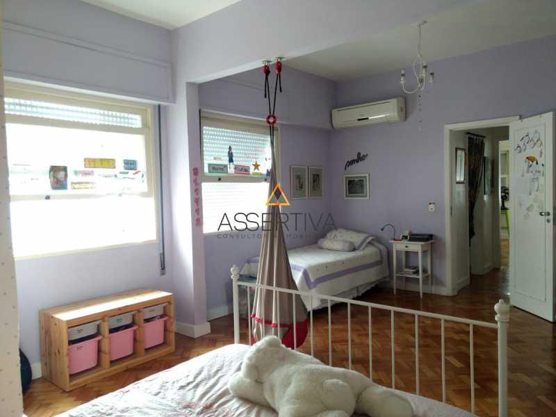 Laranjeiras - 4 quartos 1 vaga - Apartamento À Venda - Laranjeiras - Rio de Janeiro - RJ - FLAP40024 - 21