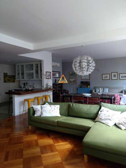 ILaranjeiras - 4 quartos 1 vag - Apartamento À Venda - Laranjeiras - Rio de Janeiro - RJ - FLAP40024 - 25