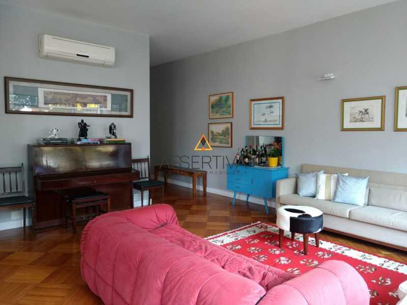 Laranjeiras - 4 quartos 1 vaga - Apartamento À Venda - Laranjeiras - Rio de Janeiro - RJ - FLAP40024 - 26