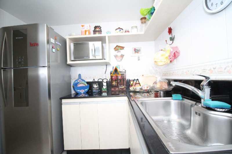 IMG_7321 - Apartamento à venda Rua Pereira da Silva,Laranjeiras, Rio de Janeiro - R$ 390.000 - FLAP20117 - 14
